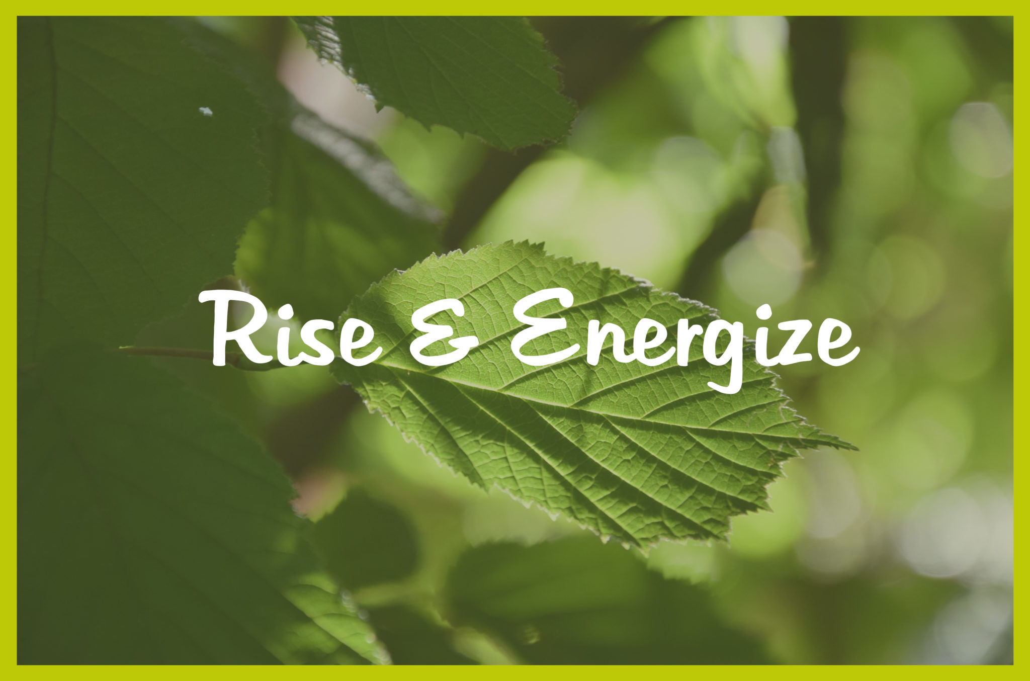 rise and energize border