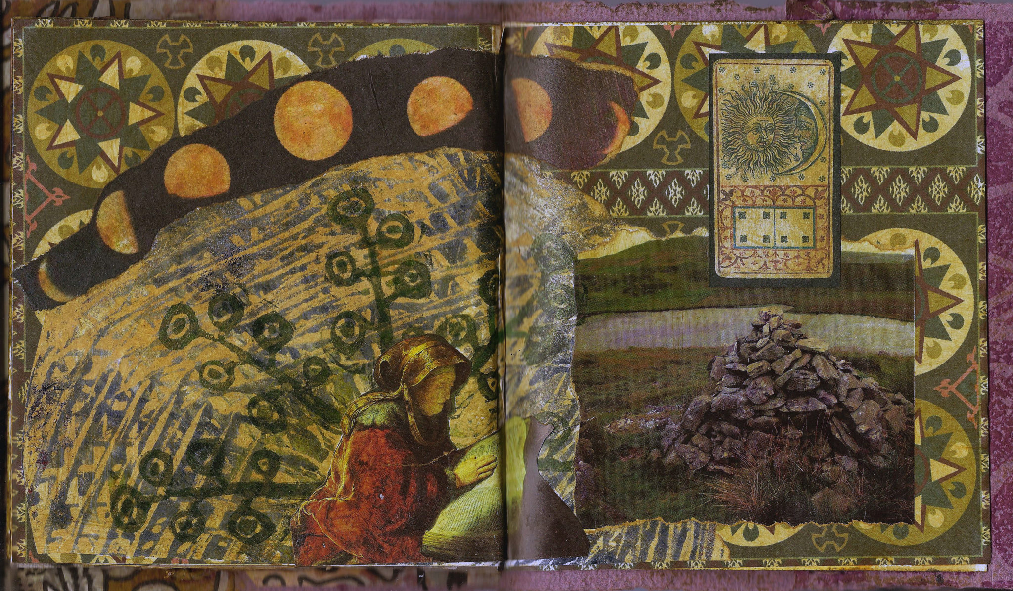 art journal cycles