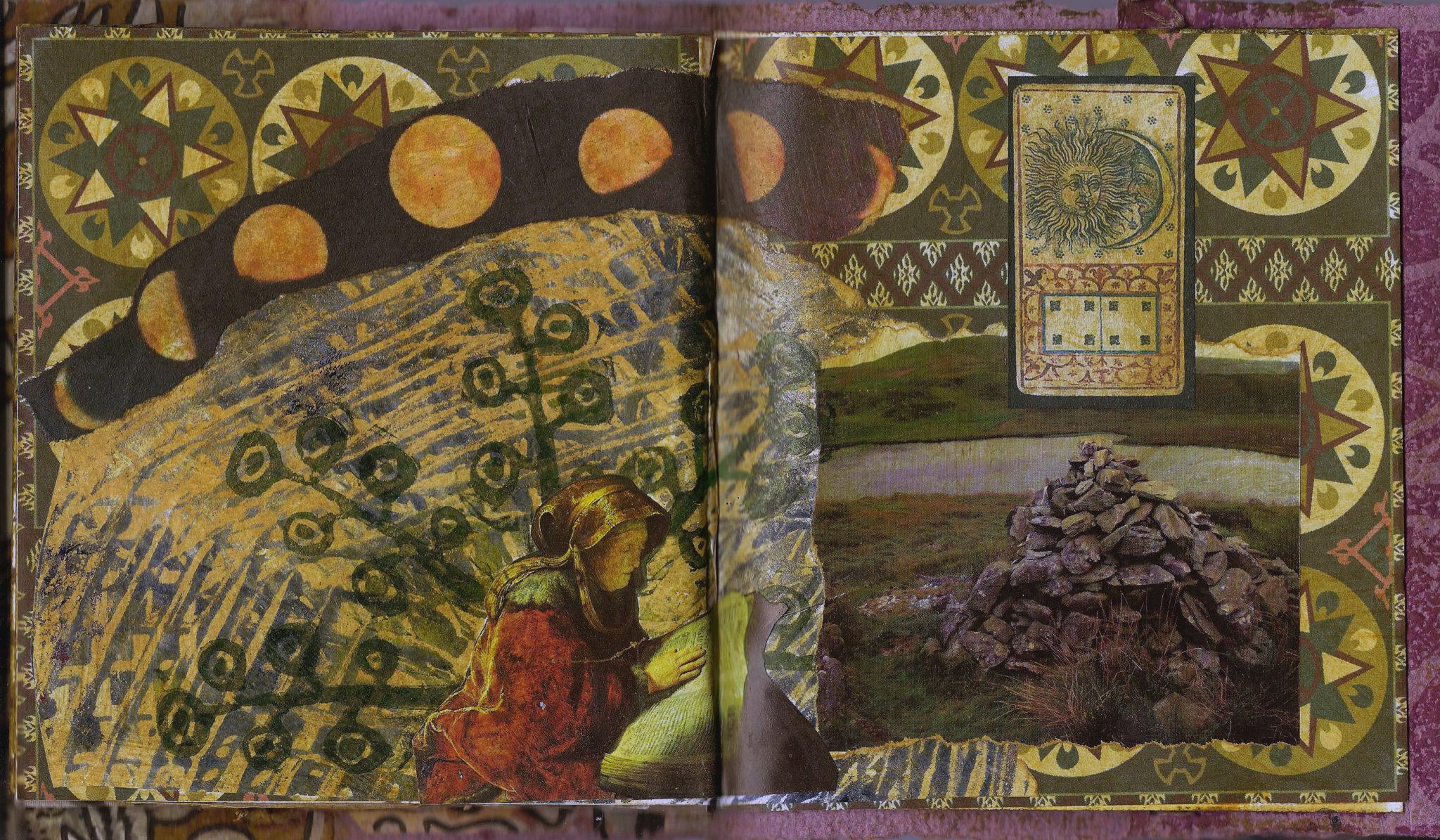 art journal cycles