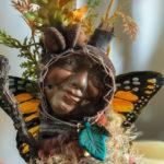 Little Moss Woman - close up